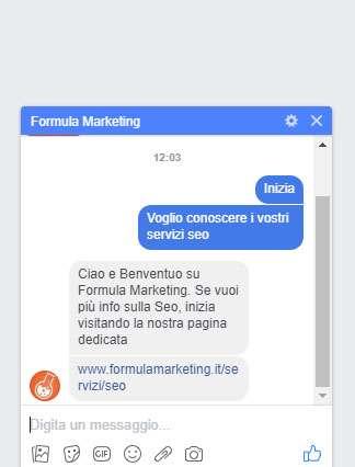 chat messenger chatbot