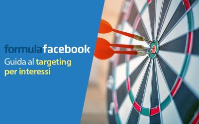 Facebook Ads: targeting per interessi, guida completa