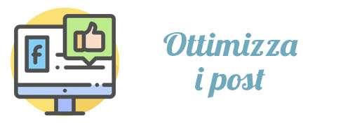 ottimizzazione post facebook