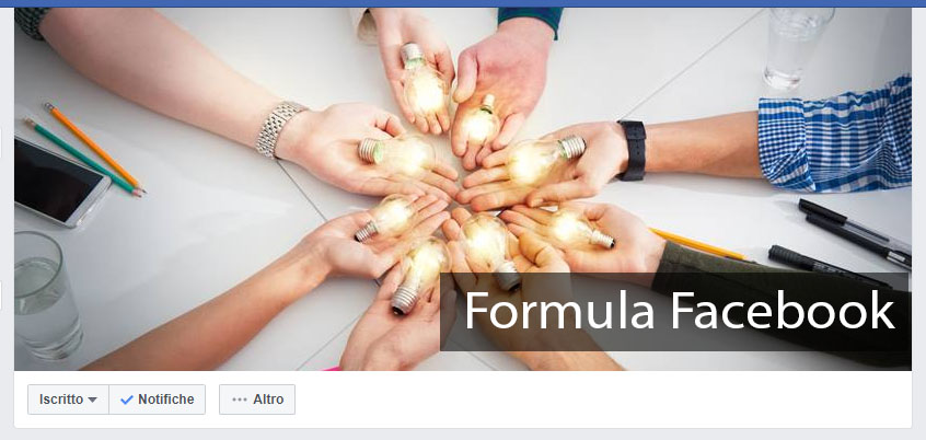immagine copertina gruppo facebook